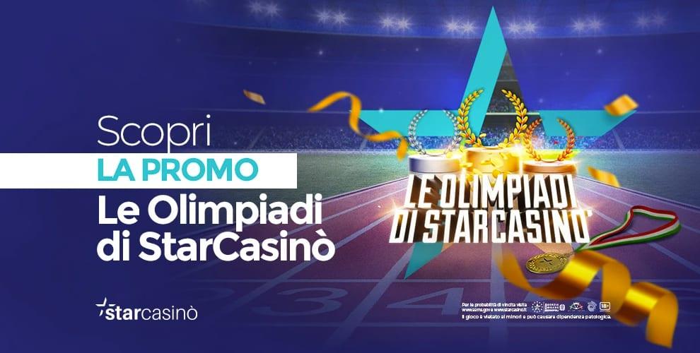 Olimpiadi di Starcasinò