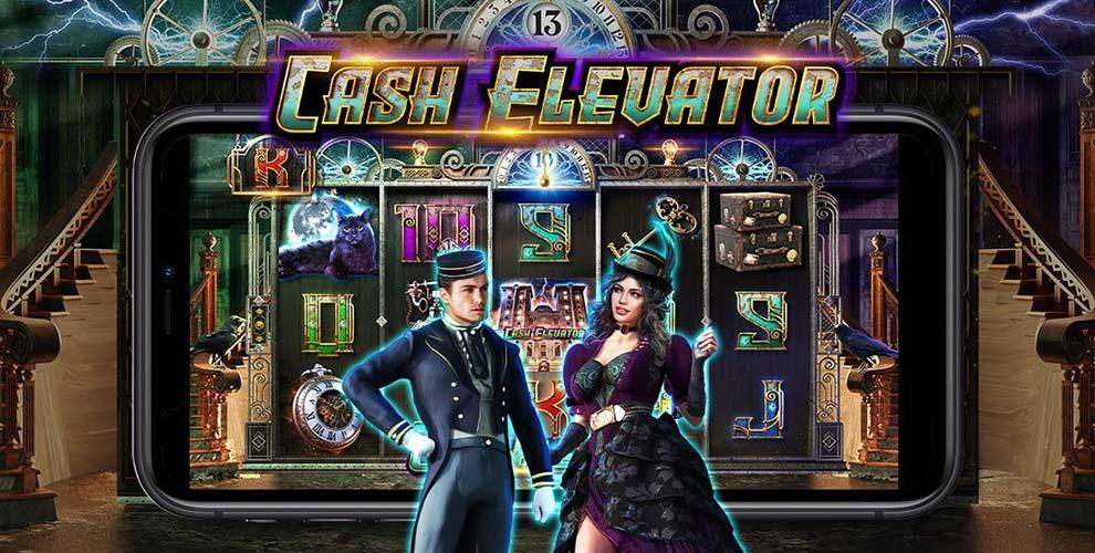 Un ascensore ricco bonus nella slot machine Cash Elevator di Pragmatic Play