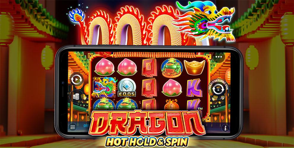 Dragon Hot Hold and Spin la nuova slot machine a tema cinese Pragmatic Play